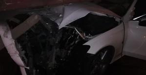 Kazada 2si Polis 3 Ölü 1 Ağır...