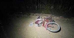 Kazada Bisiklet Sürücüsü Öldü