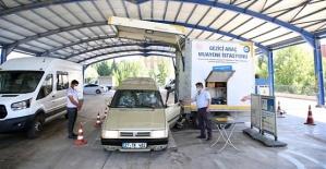 TÜV Türk Gezici İstasyonu Dulkadiroğlu'nda