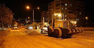 Ağcalı'da Çalışmalar Sürüyor