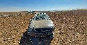 Kahramanmaraş'ta Kaza 1'i Ağır 3 Yaralı