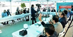 Meclis Toplantısı EXPO 2023 Alanında Yapıldı
