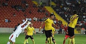 Gazişehir Gaziantep: 1 - İstanbulspor: 1