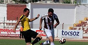 Hatayspor: 1 - İstanbulspor: 0