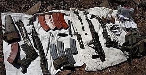 Teröristler Amanoslar'da Cehennemi Yaşadı