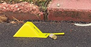 Sokakta Silahlı Saldırıya Uğradı