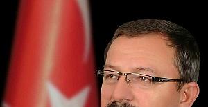 Göksun'da AK Partili Aydın Kazandı