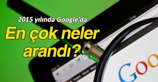 Türkler Google En Çok Neyi Sordu?