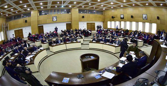 Yılın İlk Meclisine Engelliler Katıldı