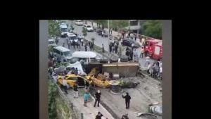 Korkunç Kaza 4 Ölü 4 Yaralı