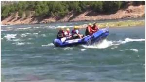 Kahramanmaraş'ta Artık Rafting Yapılacak